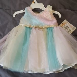 NWT Beautiful dress 12 months